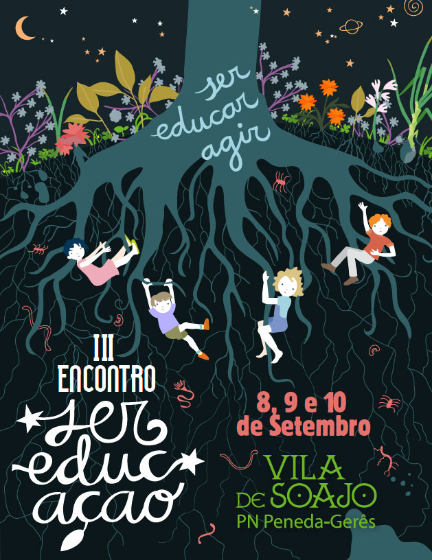 Cartaz do III Enconto Ser Educação