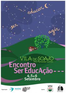 [2015] I Encontro SER EDUCAÇÃO. Design: Nuria Barreiras