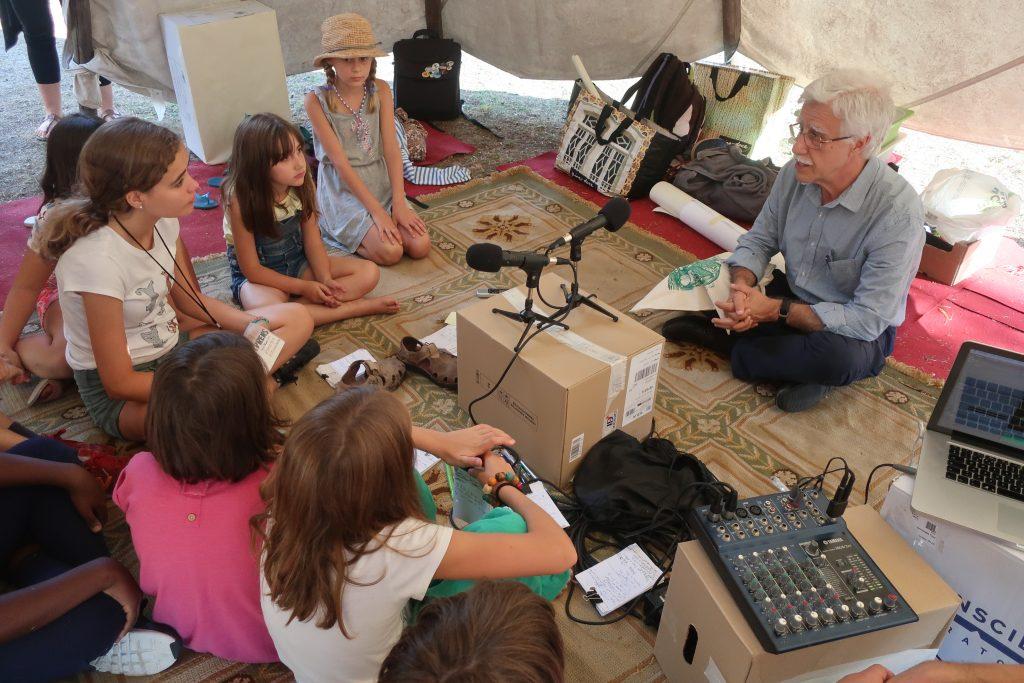 Manobras Comunicadeiras: entrevista com José Pacheco, pedagogo, fundador da Escola da Ponte, no Ser EducAção
